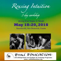 Rousing Intuition : 3 day workshop in Knowlesville